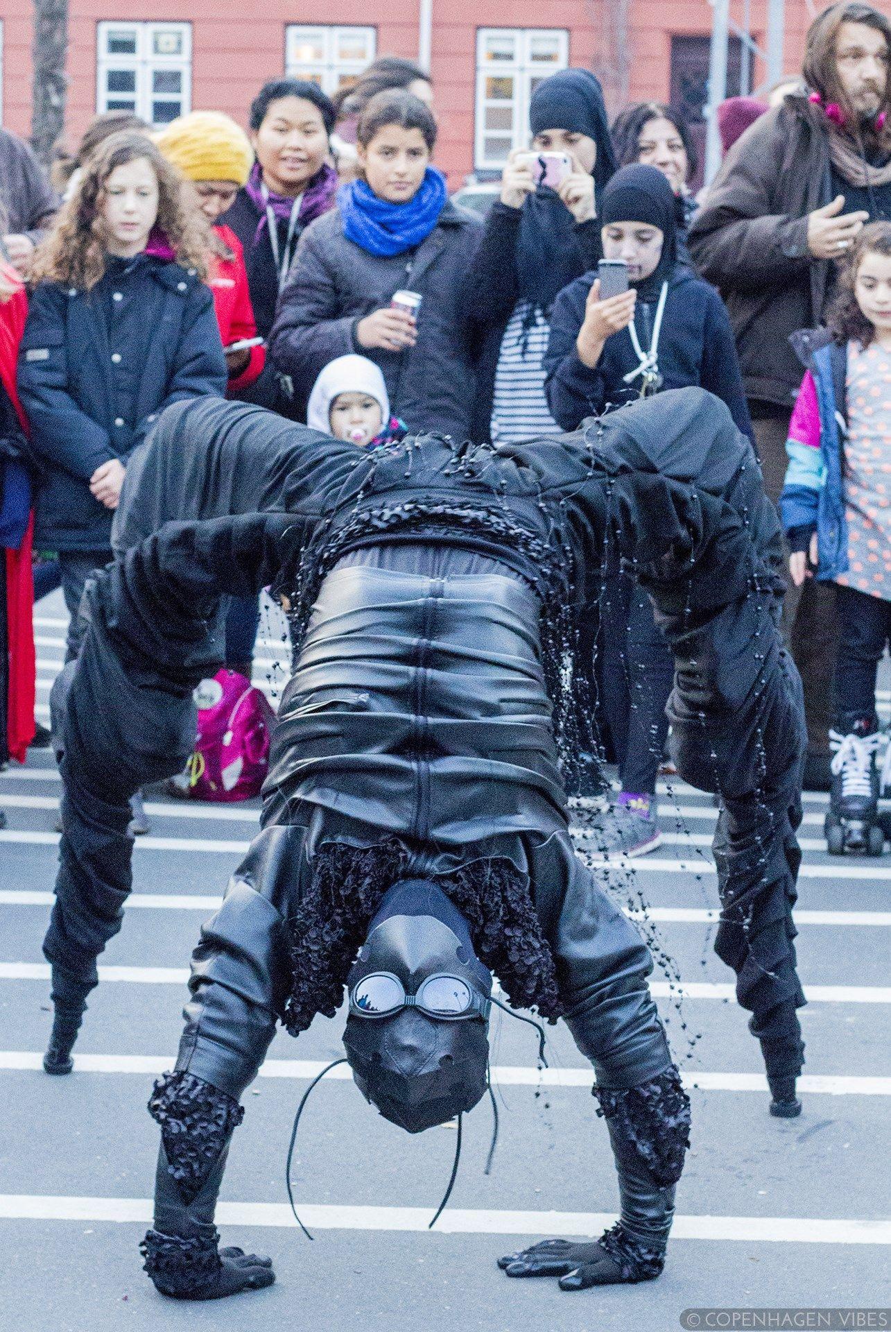 Halloween på Den Sorte Plads 2015