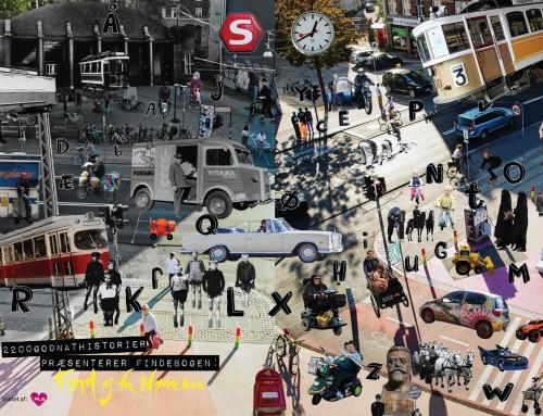 Bogreception – Find os fra Nørrebro