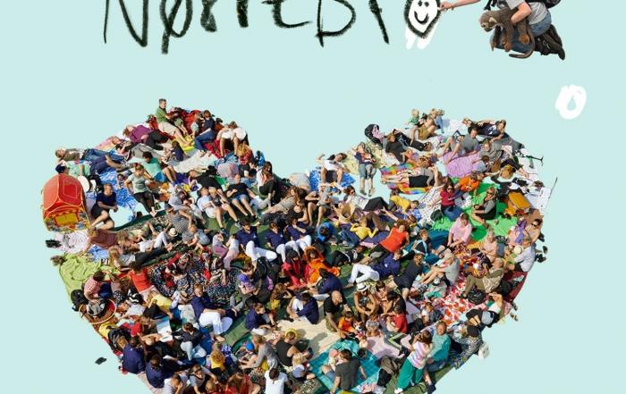 Forsiden fra børnebogsprojektet